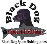 Black Dog Sportfishing Logo